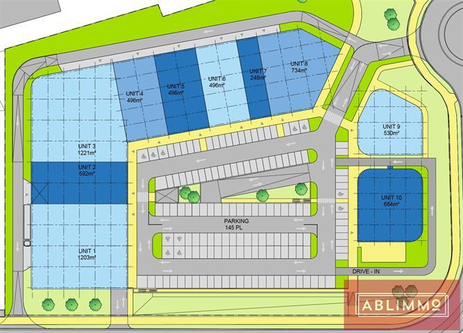 Retail Park  ESTAIMPUIS Fase 2