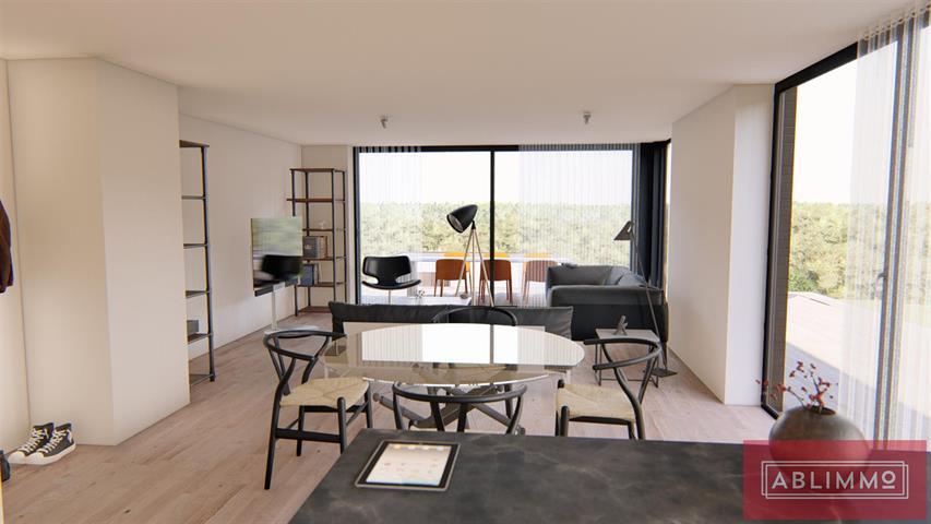 penthouse te Wetteren