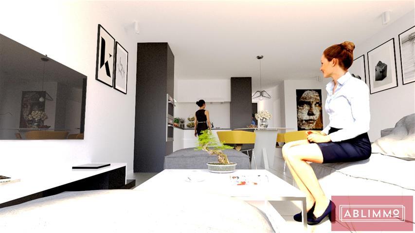 penthouse te Moeskroen