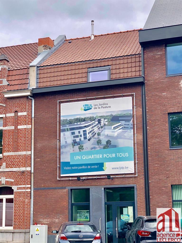 Immeuble de bureaux - Tournai - #4185785-6