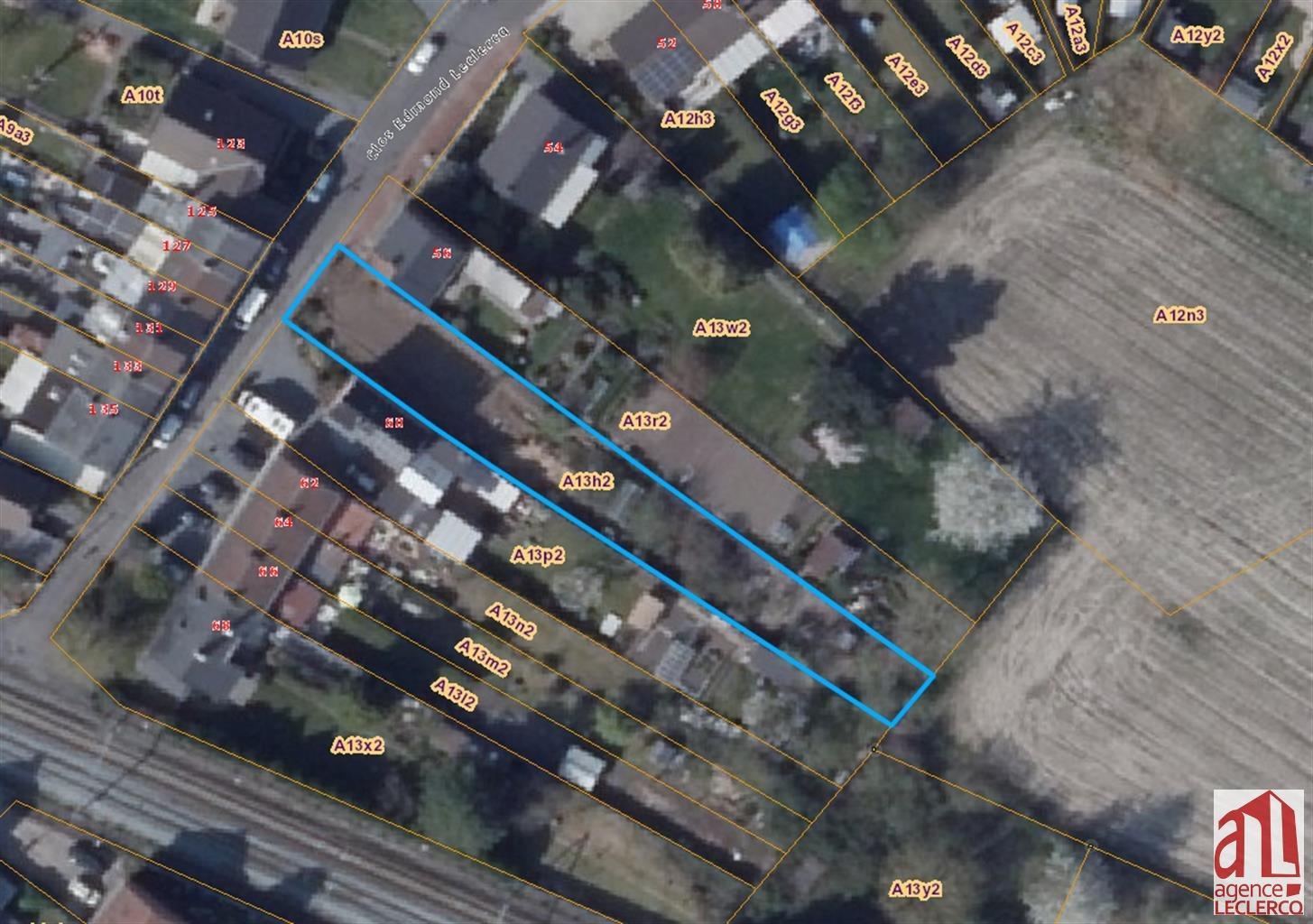 Terrain à bâtir - Tournai Warchin - #4433083-0