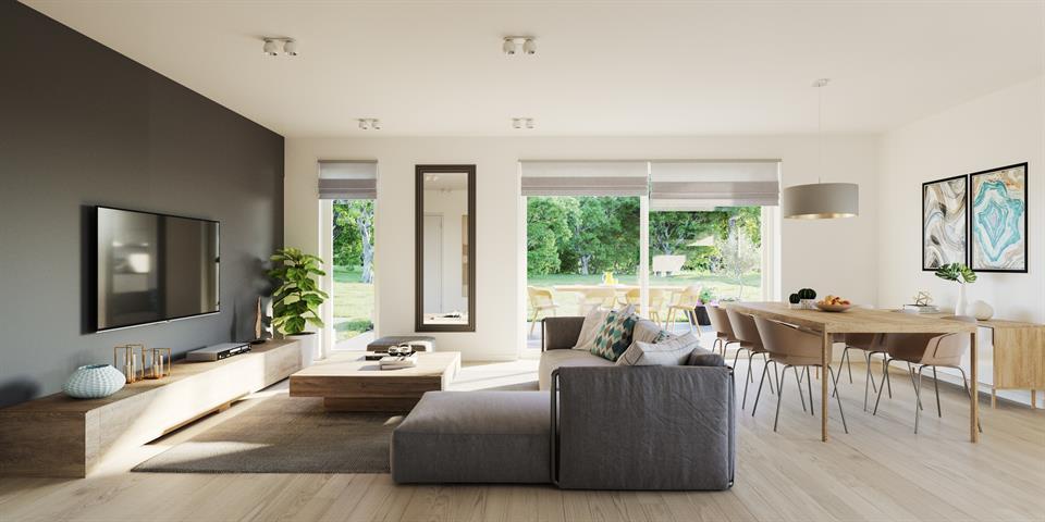 Espace multifonctions de 75 m²
