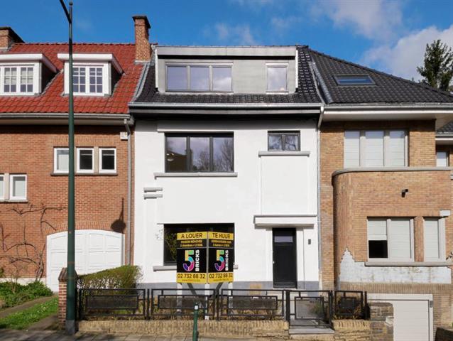 House - Watermael-Boitsfort - #4004054-1