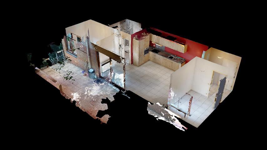 Gelijkvloerse verdieping - Schaerbeek - #4155883-15