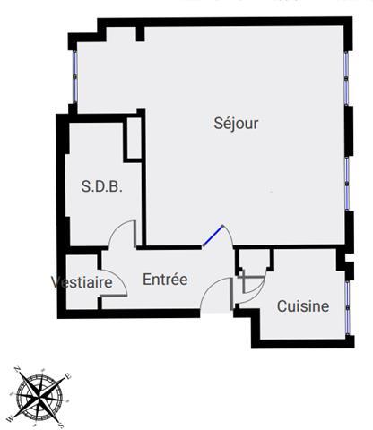 Studio - Bruxelles - #4196863-1