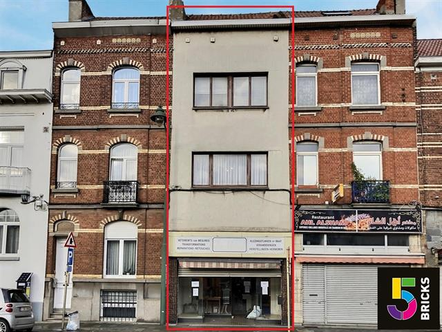 House - sold - 1070 Anderlecht