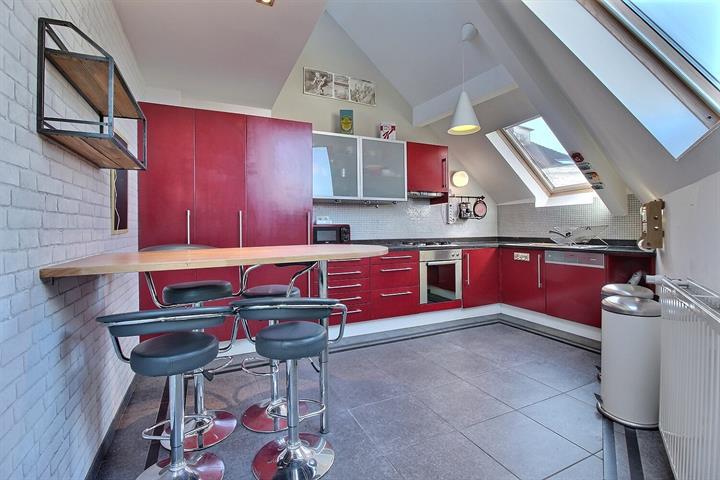 Flat - rented - 1040 Etterbeek