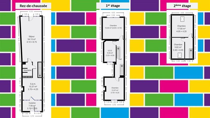 Maison - Anderlecht - #4255371-17