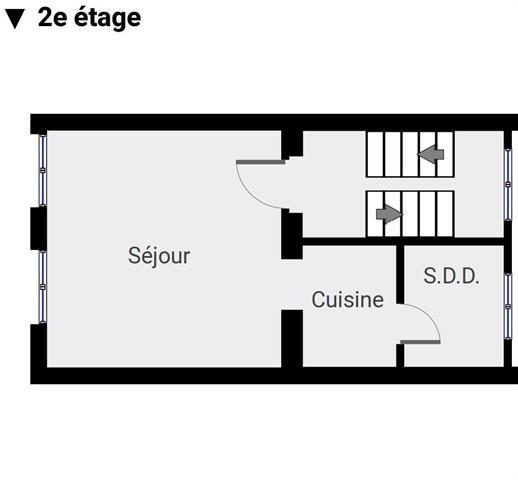 Studio - Ixelles - #4421153-4