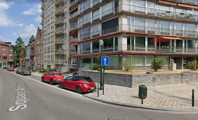 Binnenstaanplaats - Bruxelles - #4516938-1