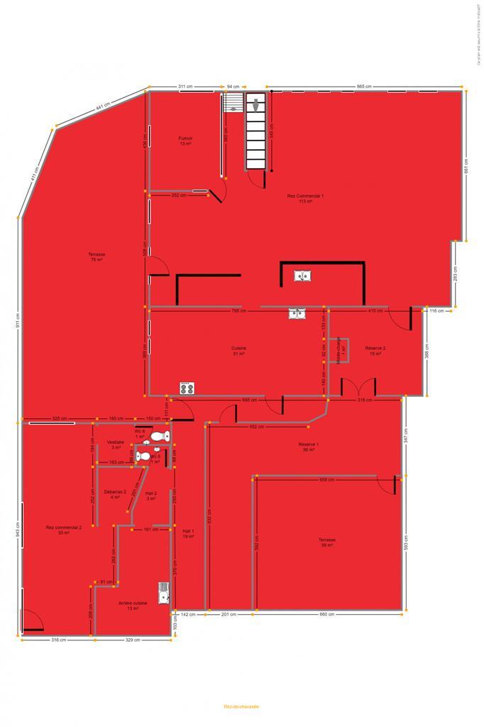 Immeuble commercial - Nandrin - #3988187-23