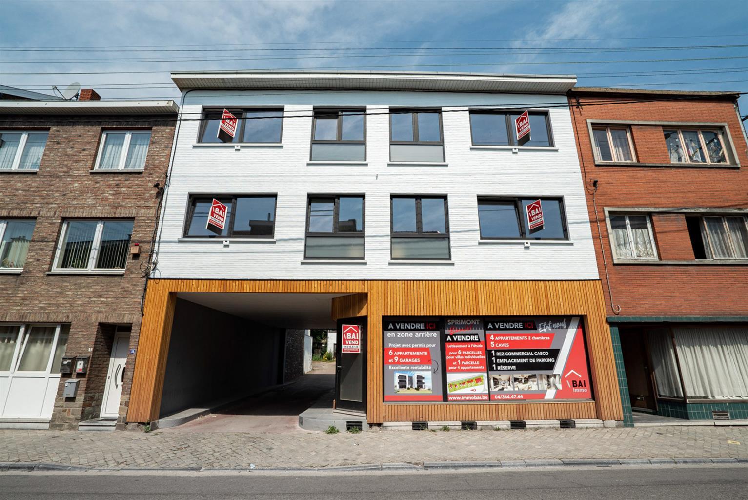 Appartement - Herstal - #4148218-1