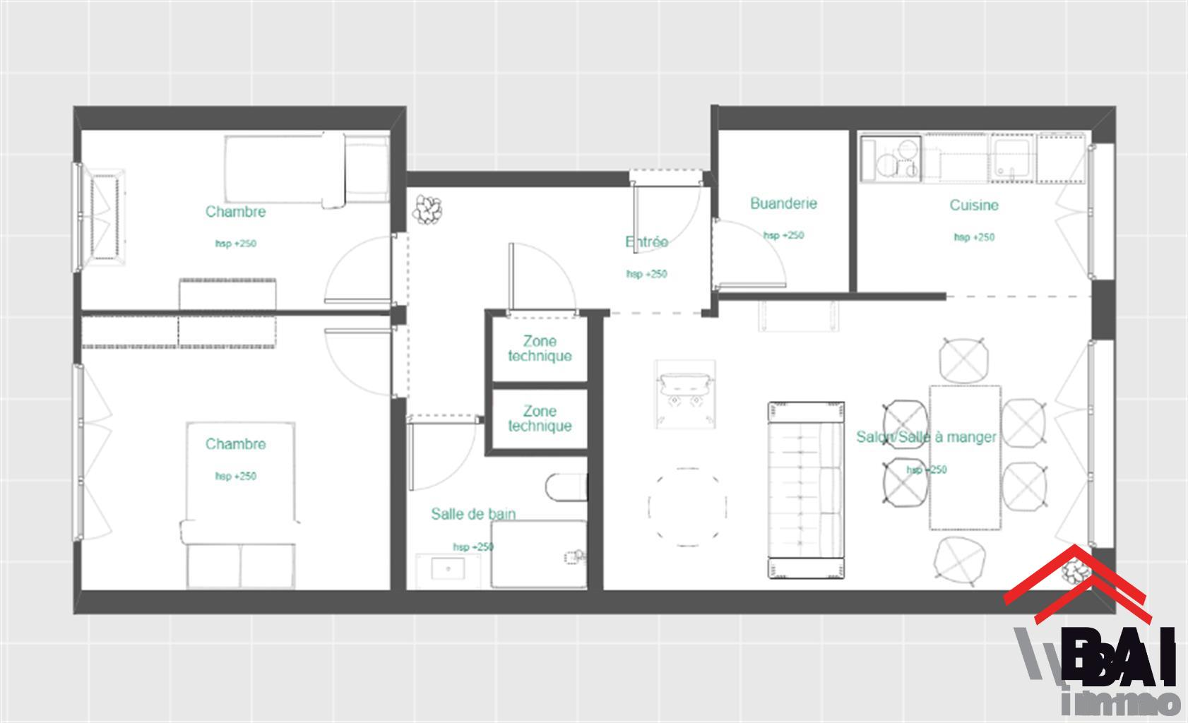 Appartement - Herstal - #4148218-28