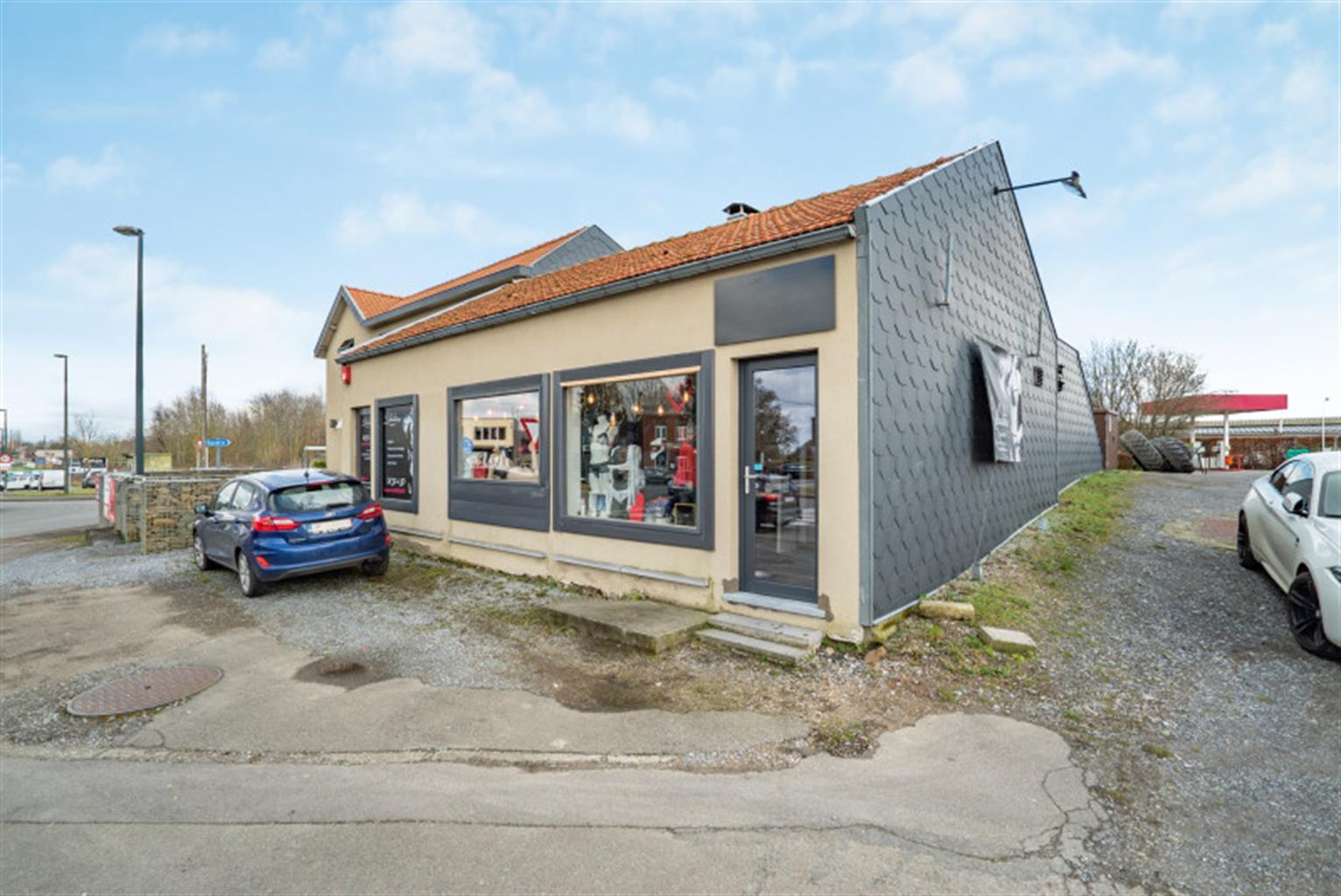 Immeuble commercial - Nandrin - #4272258-0