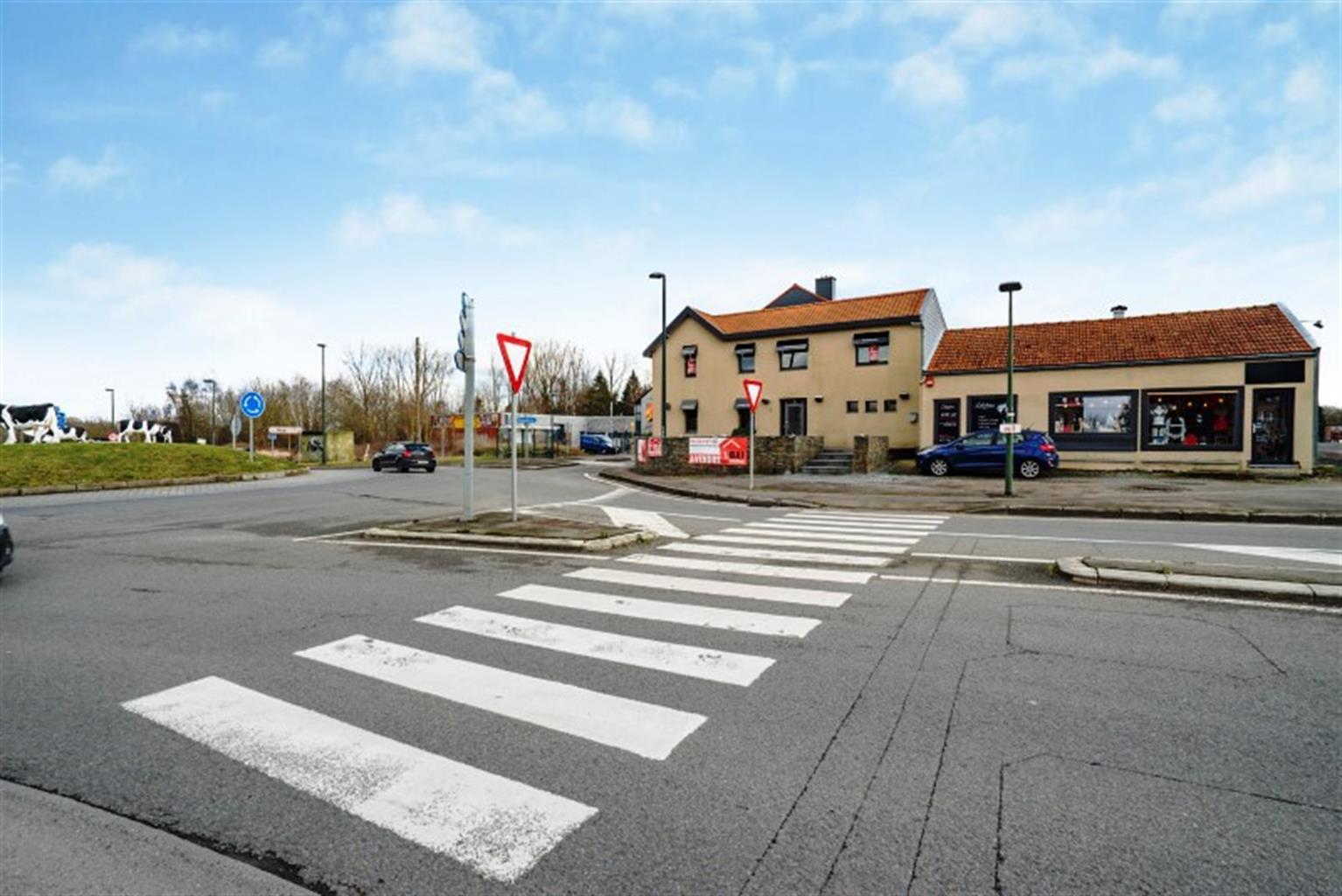 Immeuble commercial - Nandrin - #4272258-8