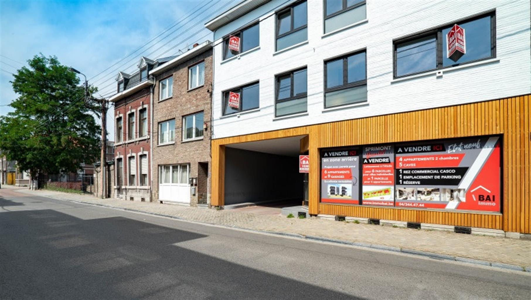 Parking extérieur - Herstal - #4323500-3