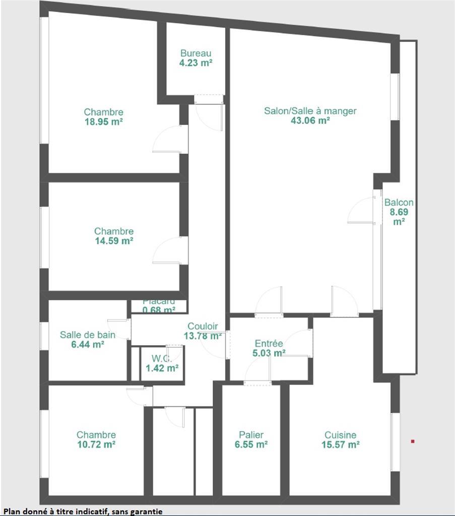 Immeuble à usage multiple - Jupille sur Meuse - #4380831-20