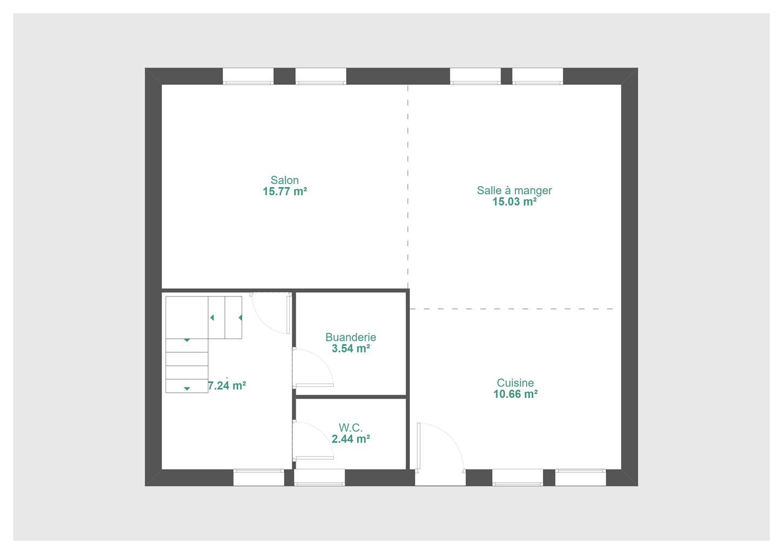 Maison - Soiron - #4420327-24