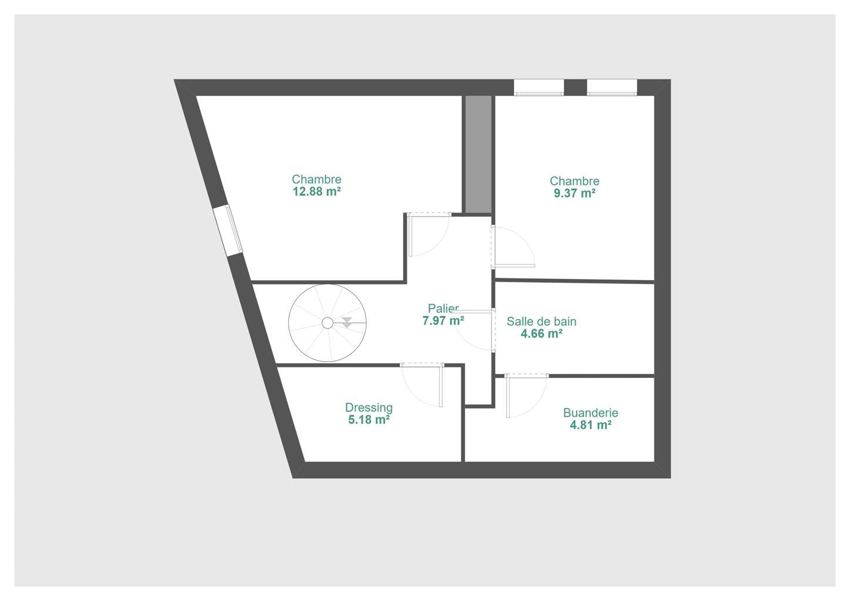 Maison - Soiron - #4422450-22