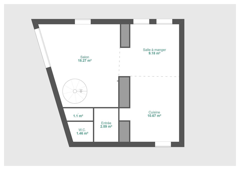 Maison - Soiron - #4422450-20