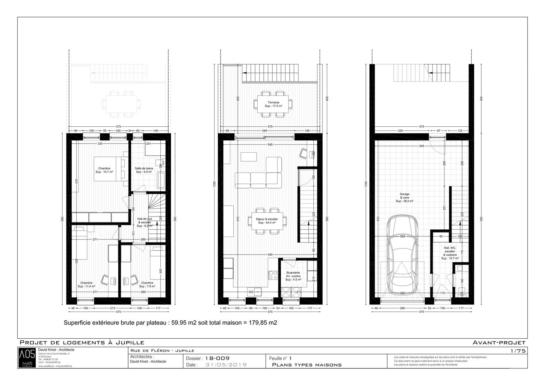 Terrain à bâtir (projets) - Liège Jupille-sur-Meuse - #4447739-5