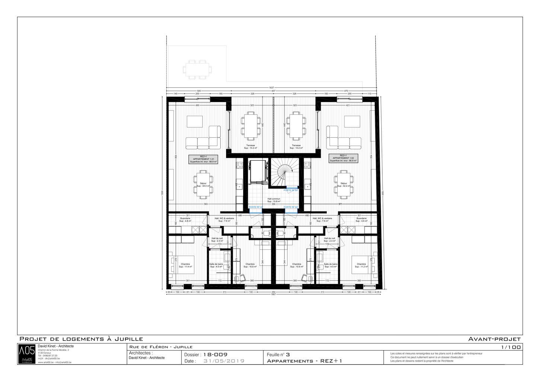 Terrain à bâtir (projets) - Liège Jupille-sur-Meuse - #4447739-7