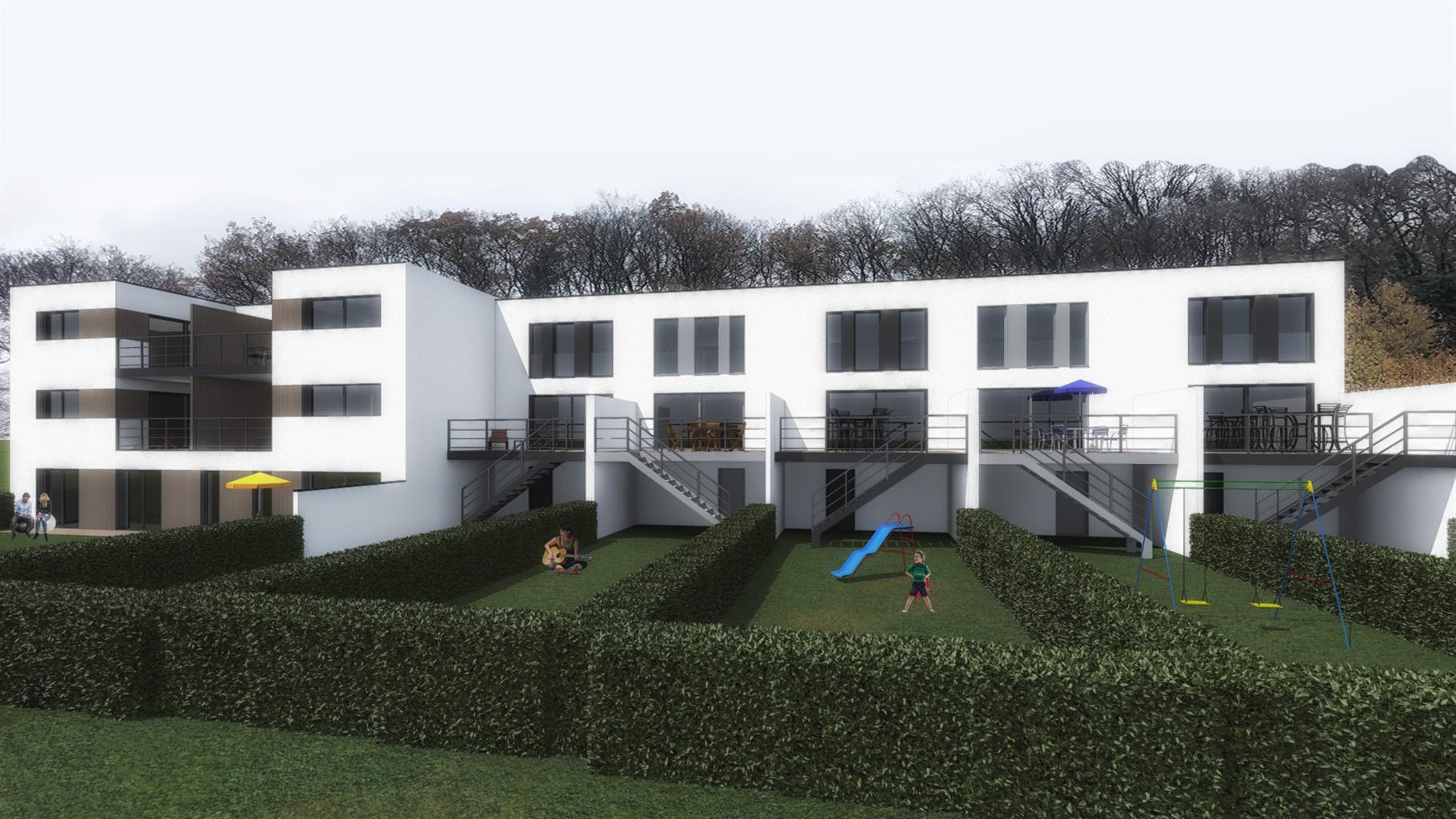 Terrain à bâtir (projets) - Liège Jupille-sur-Meuse - #4447739-1