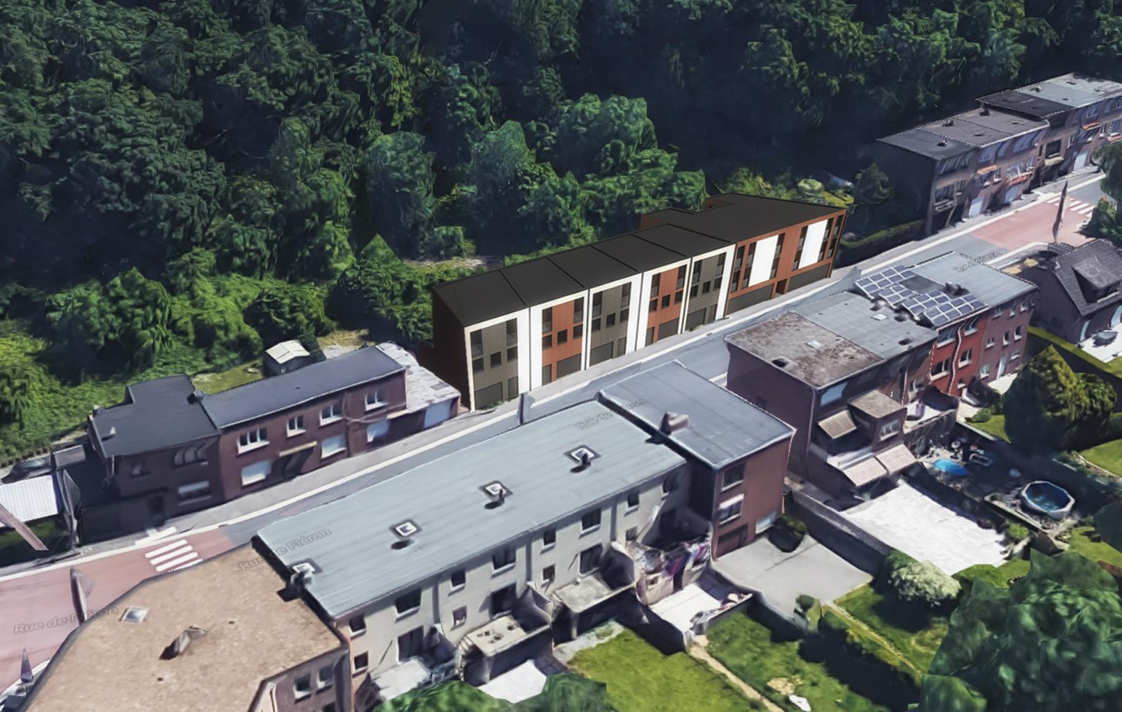 Terrain à bâtir (projets) - Liège Jupille-sur-Meuse - #4447739-9