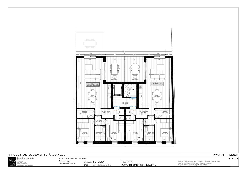Terrain à bâtir (projets) - Liège Jupille-sur-Meuse - #4447739-8
