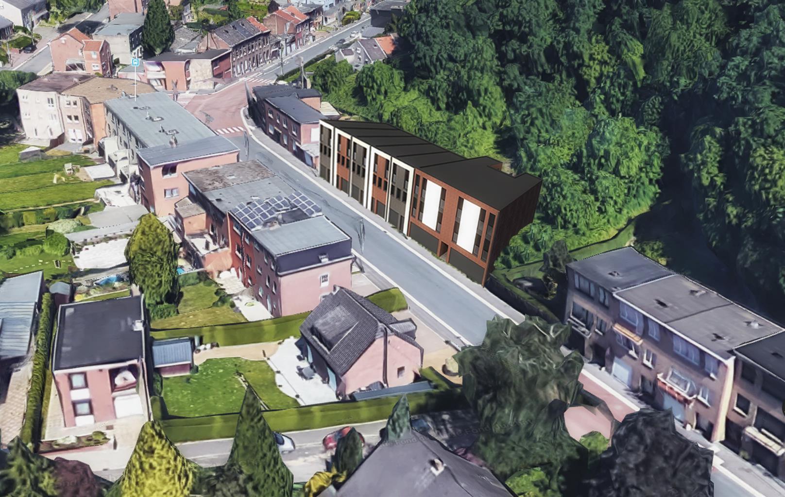 Terrain à bâtir (projets) - Liège Jupille-sur-Meuse - #4447739-10