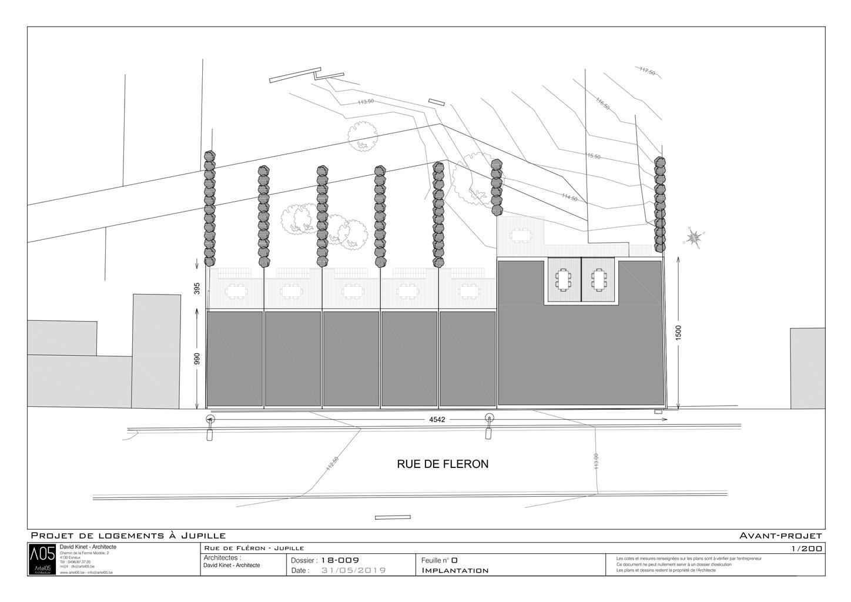 Terrain à bâtir (projets) - Liège Jupille-sur-Meuse - #4447739-4