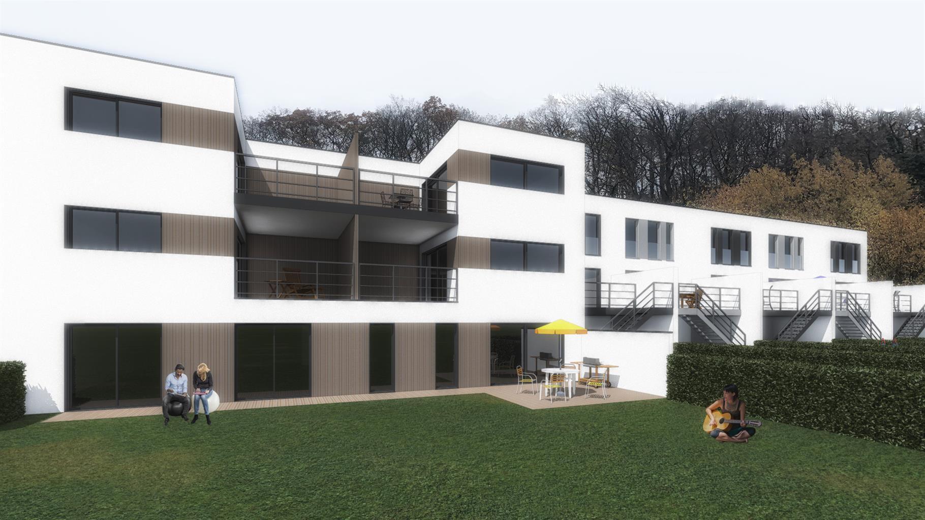 Terrain à bâtir (projets) - Liège Jupille-sur-Meuse - #4447739-2