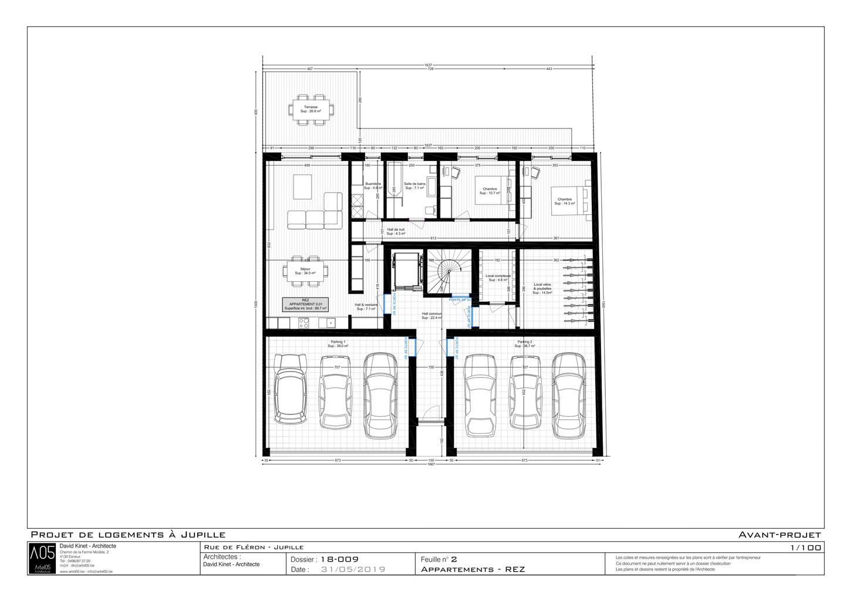Terrain à bâtir (projets) - Liège Jupille-sur-Meuse - #4447739-6