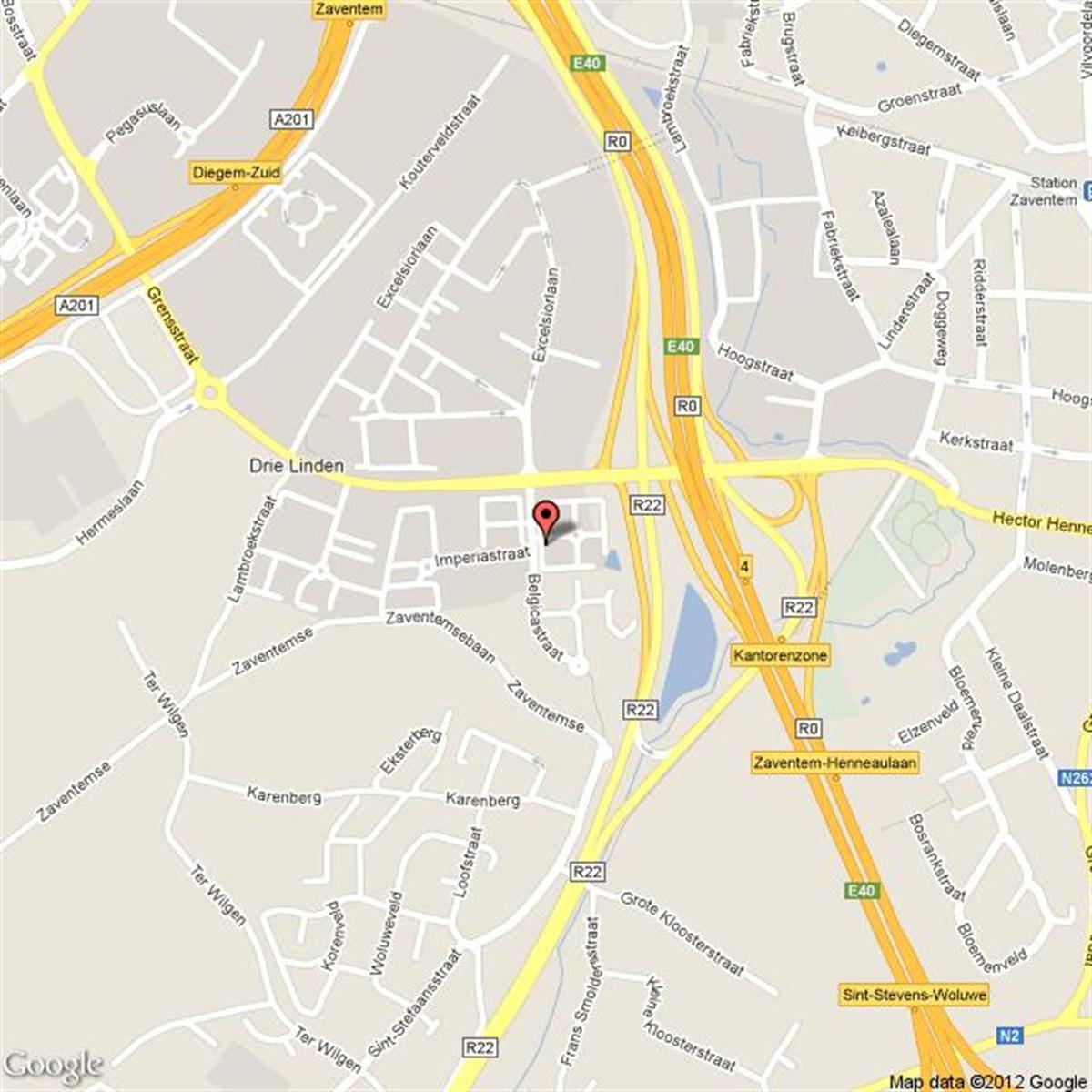 FOUNTAIN PLAZA - ZAVENTEM - #2974402-3