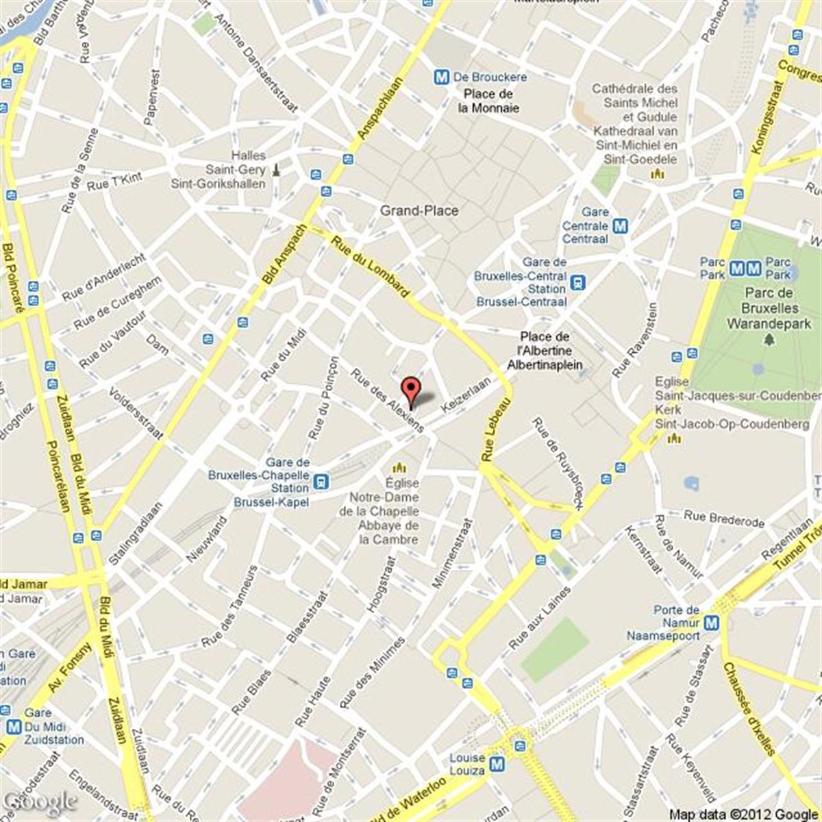 CENTRAL GATE - Bruxelles - #2974420-8