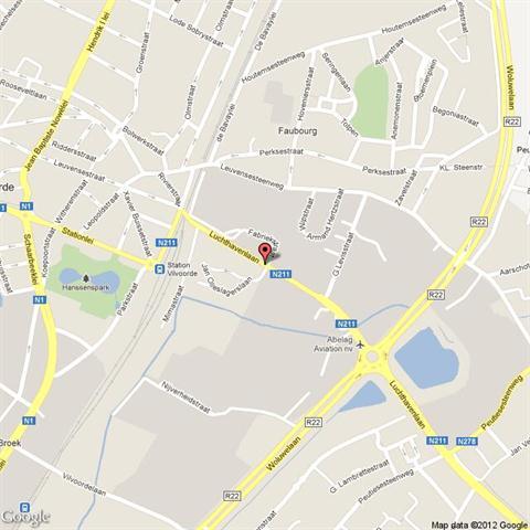 Immeuble de bureaux - VILVOORDE - #2974474-8