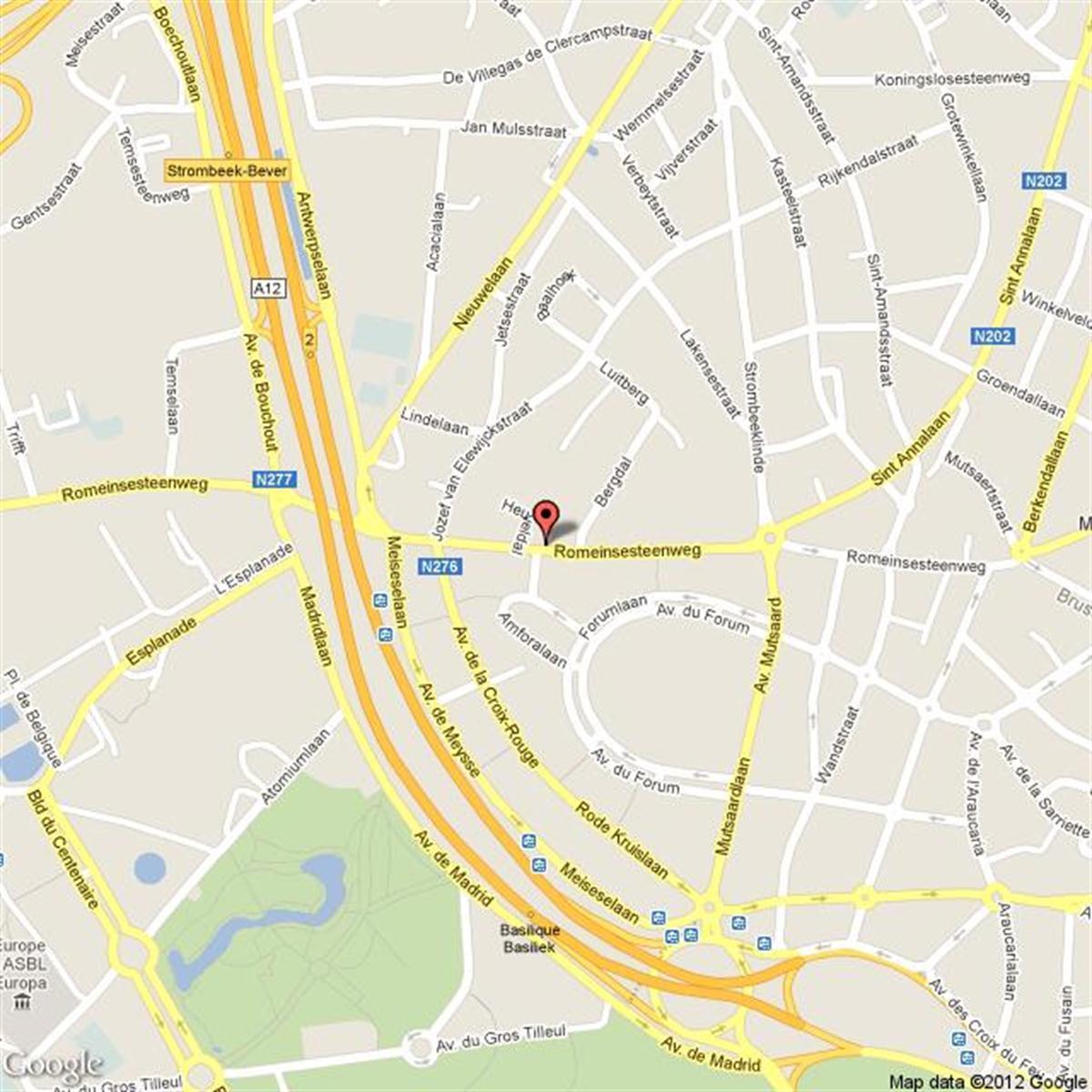 ROMEINSESTEENWEG 468 - STROMBEEK-BEVER - #2974475-9