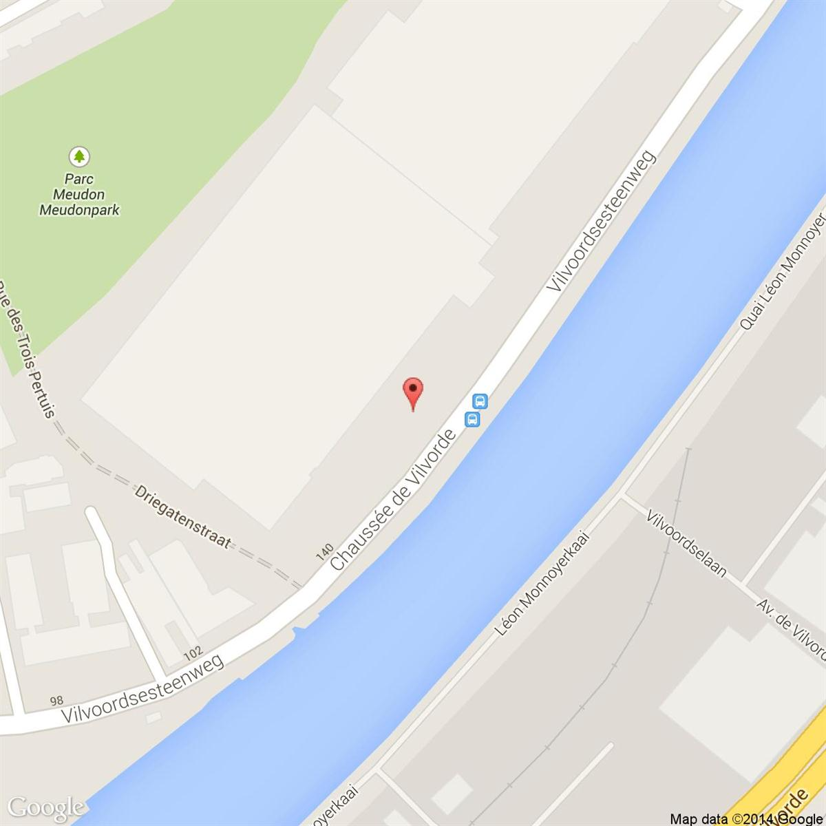CANAL LOGISTICS - Neder-Over-Heembeek - #2974479-2