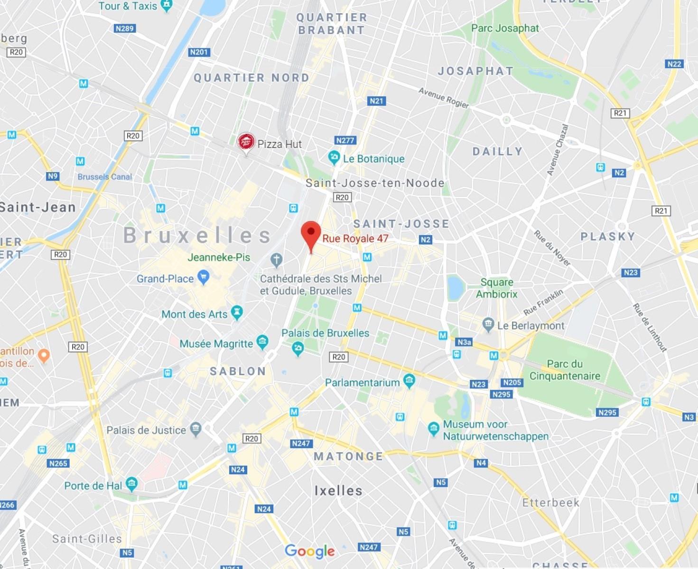 ROYAL GREEN HOUSE - ROYALE 47 - Bruxelles - #2974504-2