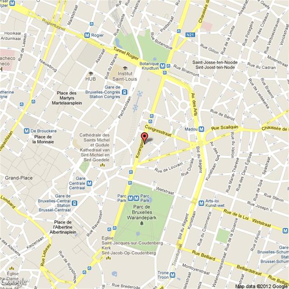 ROYAL GREEN HOUSE - ROYALE 47 - Bruxelles - #2974504-3