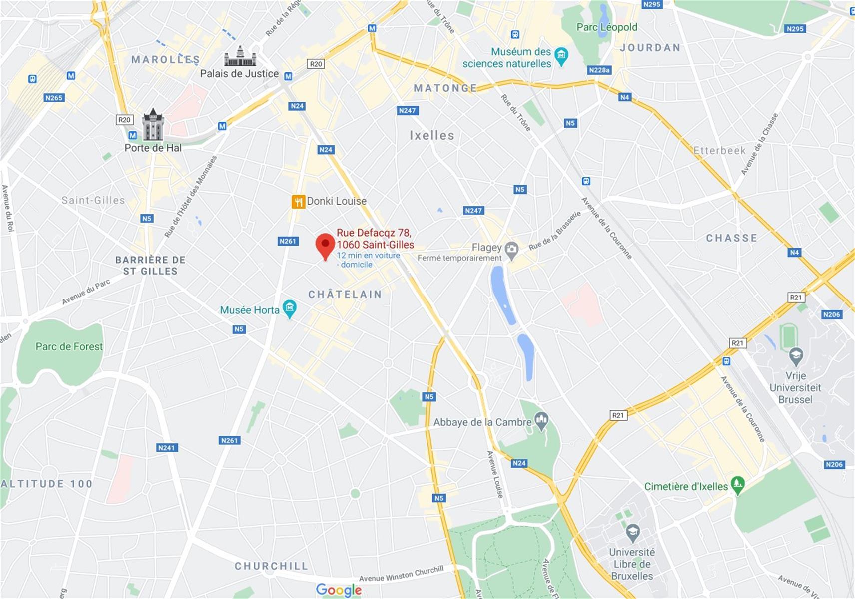 DEFACQZ 78 - Sint-Gillis - #2974506-4