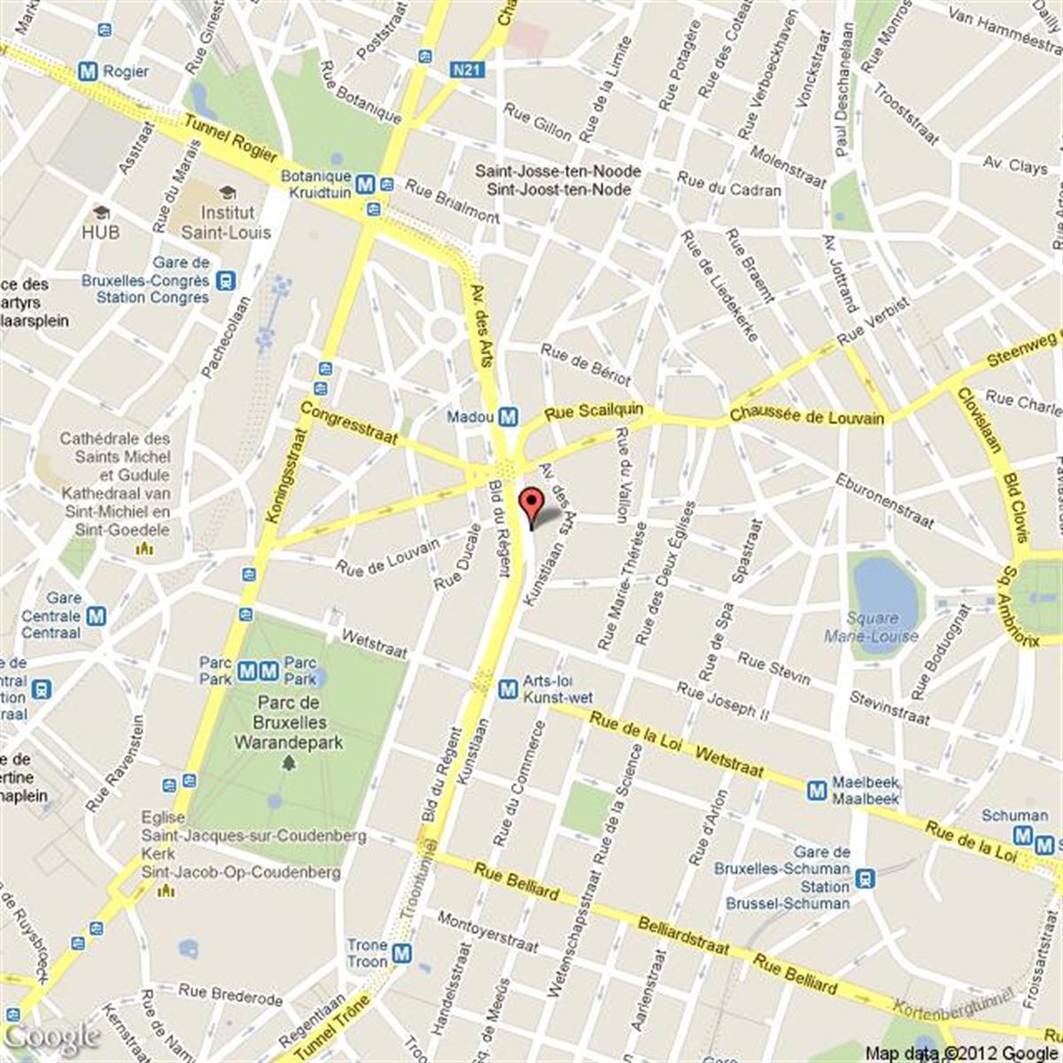 ARTS 10-11 - Saint-Josse-ten-Noode - #2974507-2