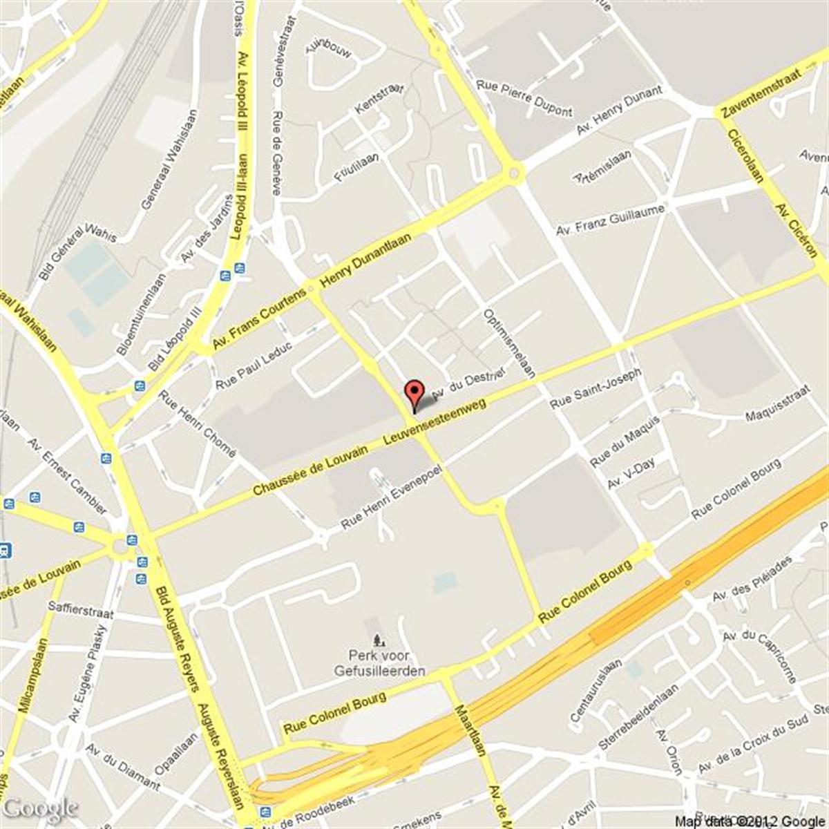 CORNER BUILDING - Evere - #2974511-4