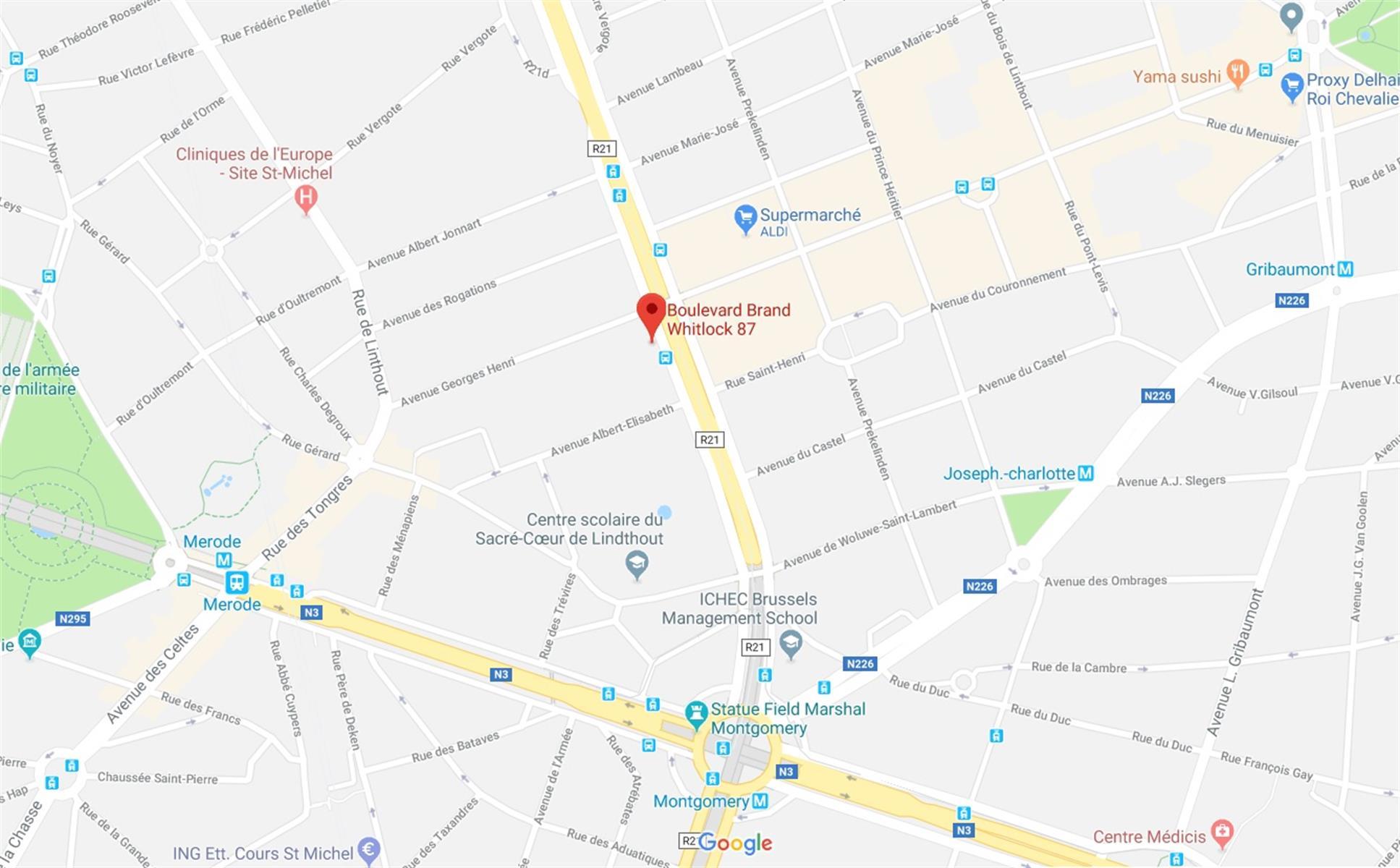 BRAND WHITLOCK 87 - Woluwe-Saint-Lambert - #2974514-6