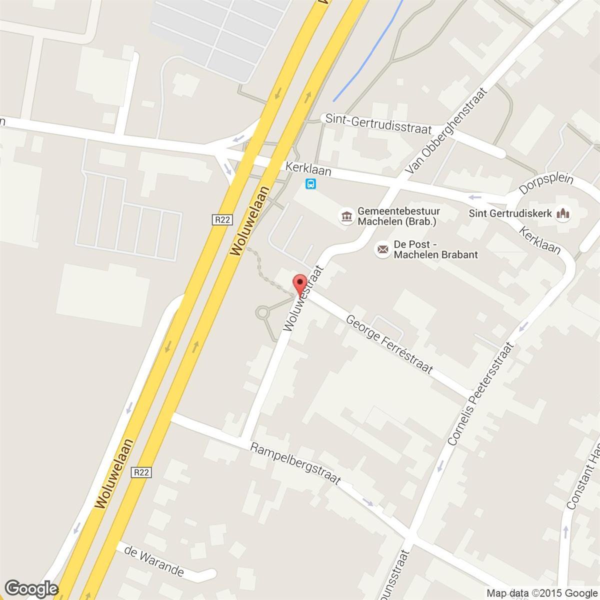 WOLUWELAAN 158 - Machelen - #2974539-2