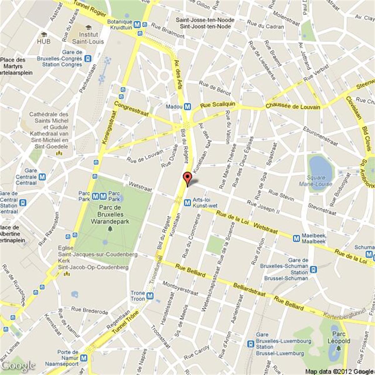 ARTS 3-4-5   - Bruxelles - #2974553-9