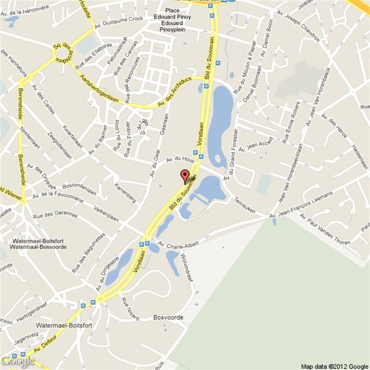 SOUVERAIN 36 - Watermael-Boitsfort - #2974571-9