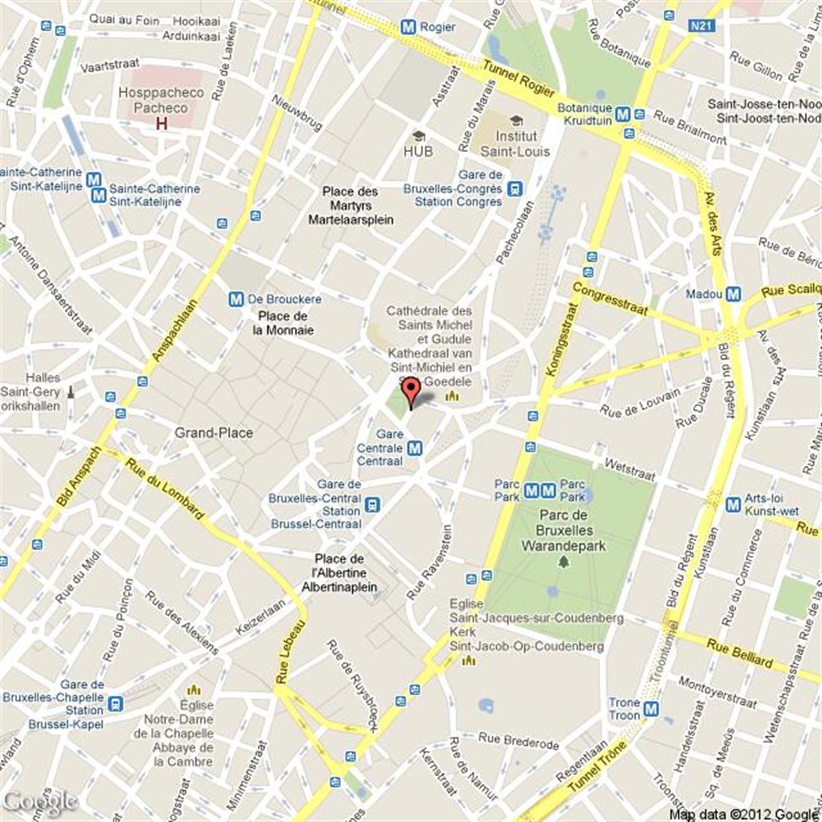 MARQUIS - Bruxelles - #2974641-1