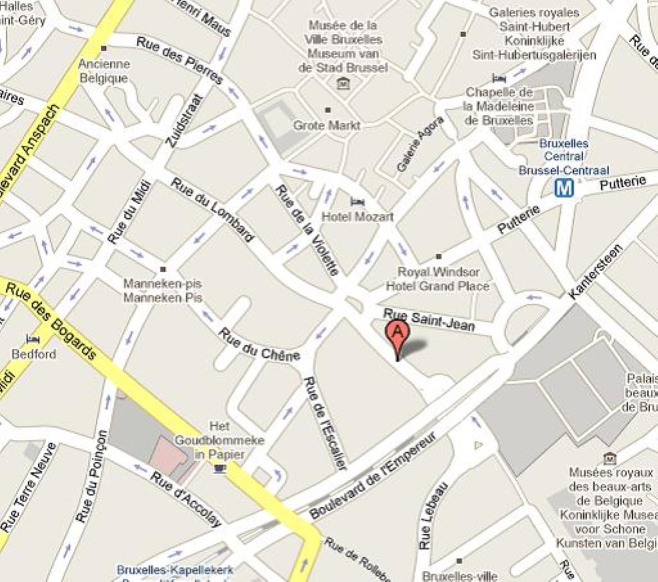 HOPITAL 31 - Bruxelles - #2974648-3