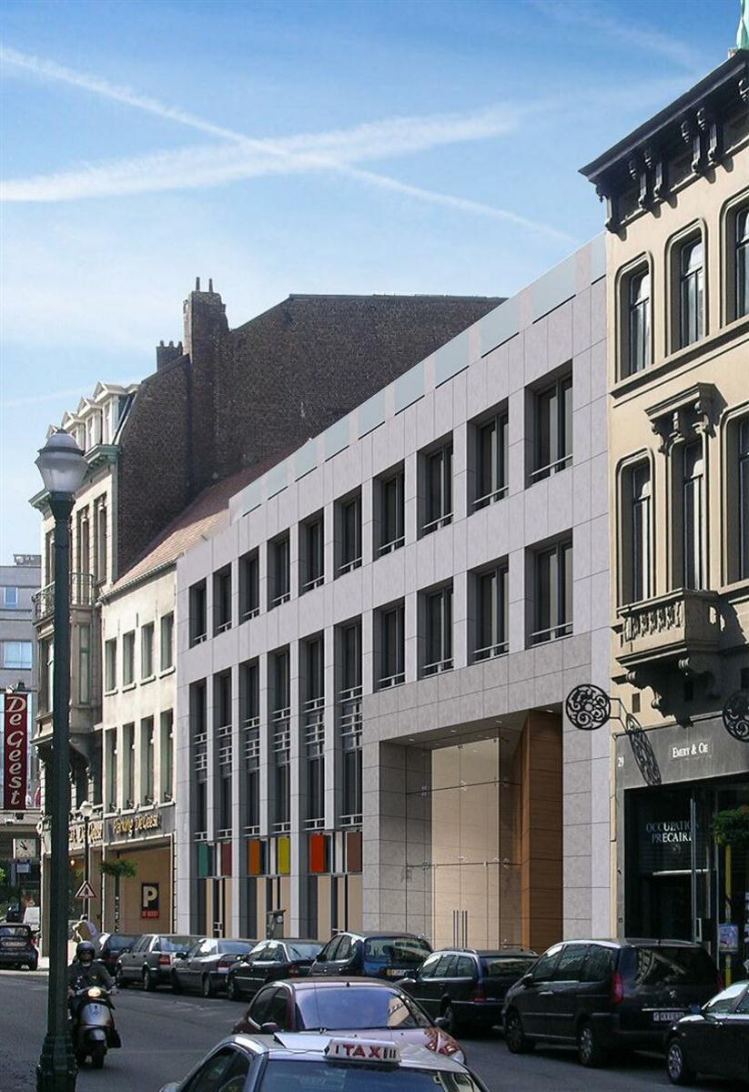 HOPITAL 31 - Bruxelles - #2974648-2